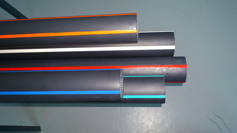RHDPEwp Rury osłonowe gładkościenne warstwowe do przewiertów (zgrzewalne)
